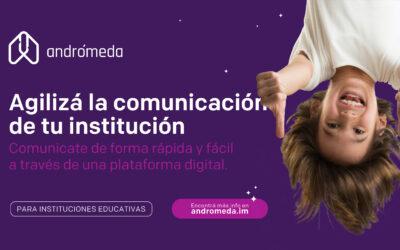 Andrómeda agiliza los procesos de comunicación