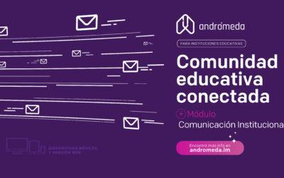 Más comunicación para tu institución