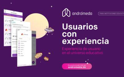 Andrómeda: experiencias de usuario unificadas y simples